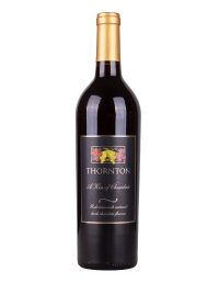 Kiss of Chocolate Wine Thornton Winery Temecula