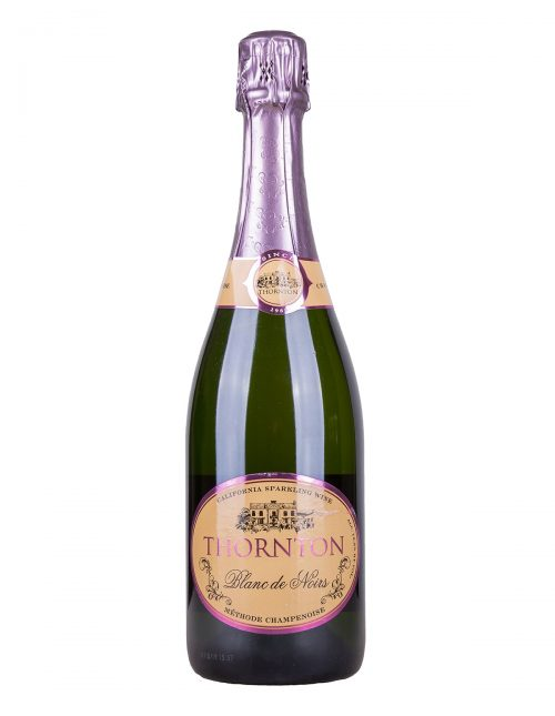 NV Blanc De Noirs Champagne Thornton Winery Temecula