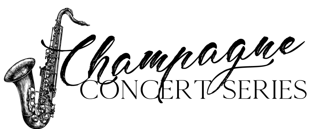 champagne concert series logo