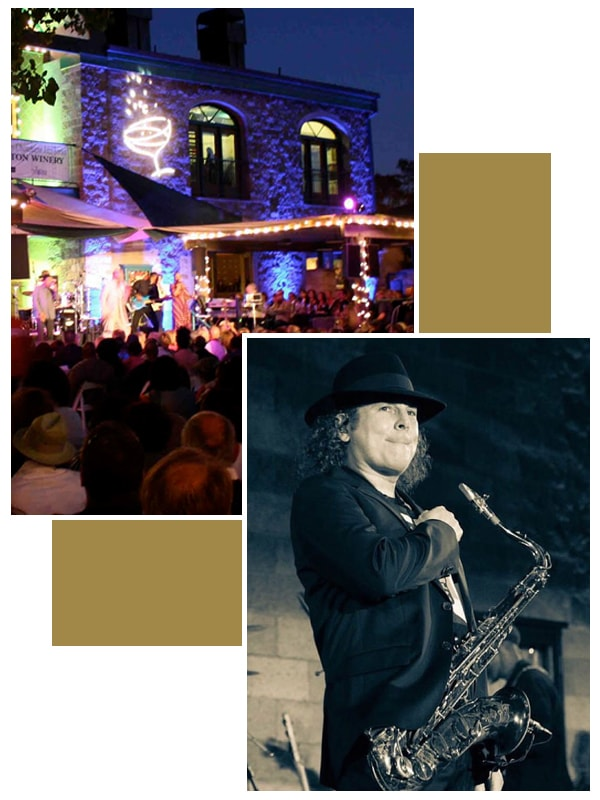 Champagne Concert Series photo -Thornton Winery Temecula