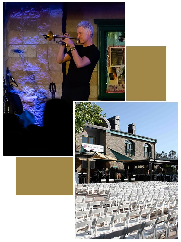 Champagne Concert Series - Thornton Winery Temecula
