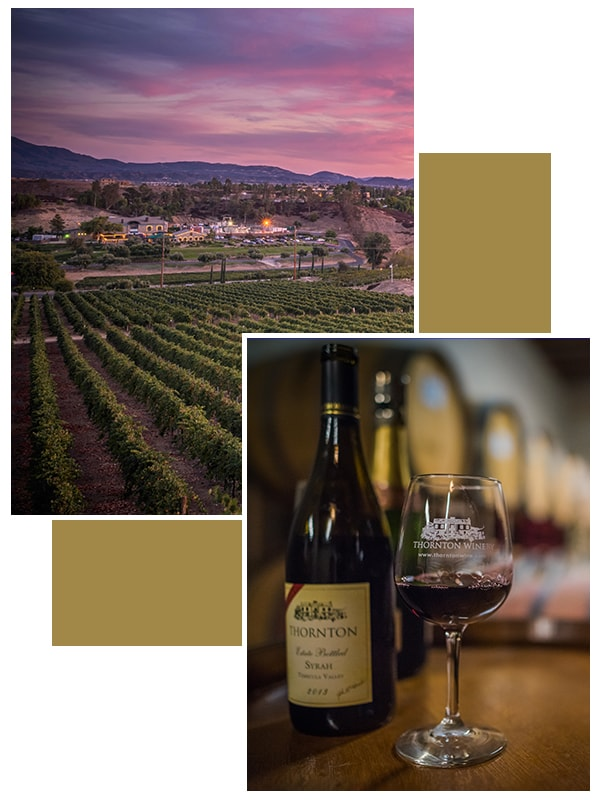 Private Events - Thornton Winery Temecula