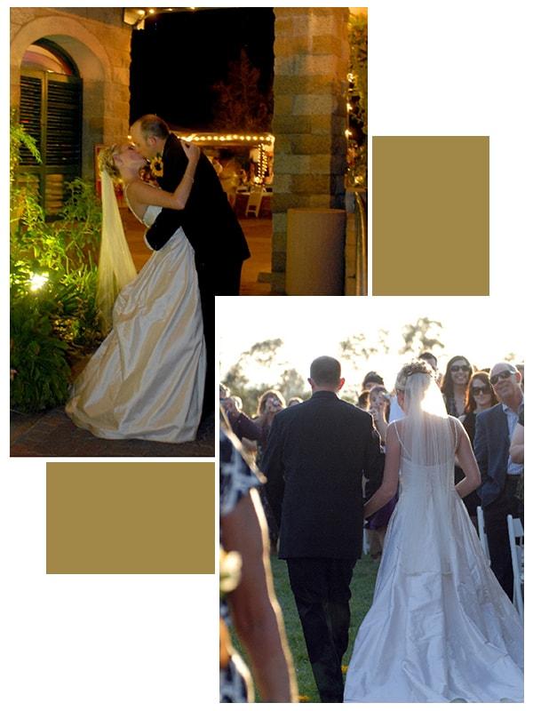 Winery Weddings - Thornton Winery Temecula