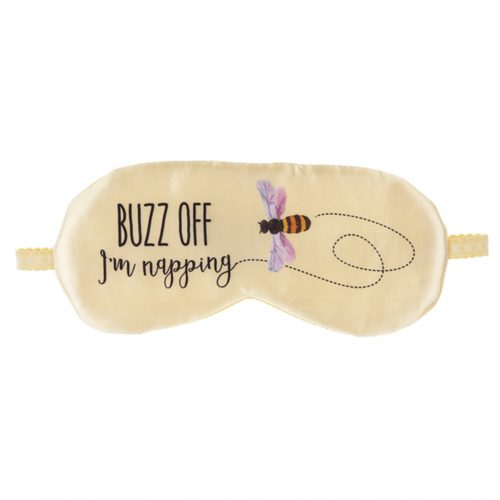 Eye Mask - Buzz Off I'm Napping