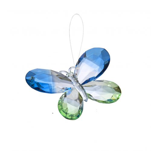 Colorful Butterflies Ornament acry-328_1