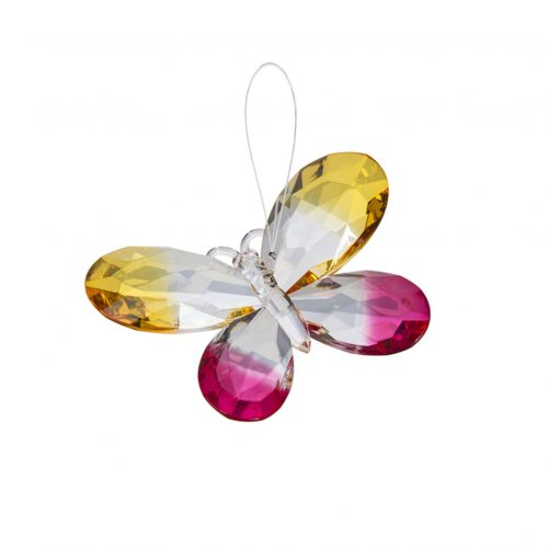 Colorful Butterflies Ornament acry-328_2