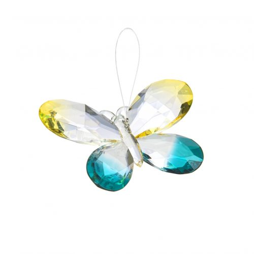 Colorful Butterflies Ornament acry-328_3