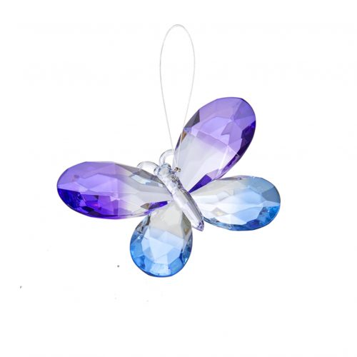 Colorful Butterflies Ornament acry-328_4