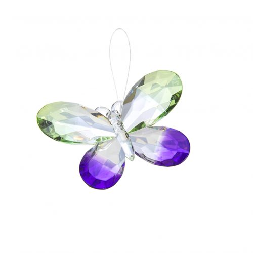 Colorful Butterflies Ornament acry-328_5
