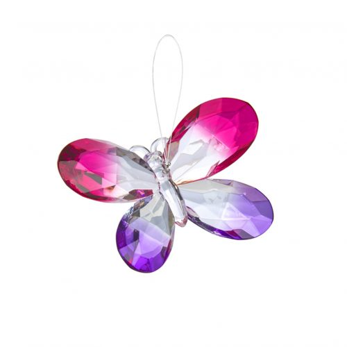 Colorful Butterflies Ornament acry-328_6