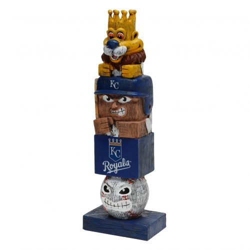 Kansas City Royals Tiki Totem
